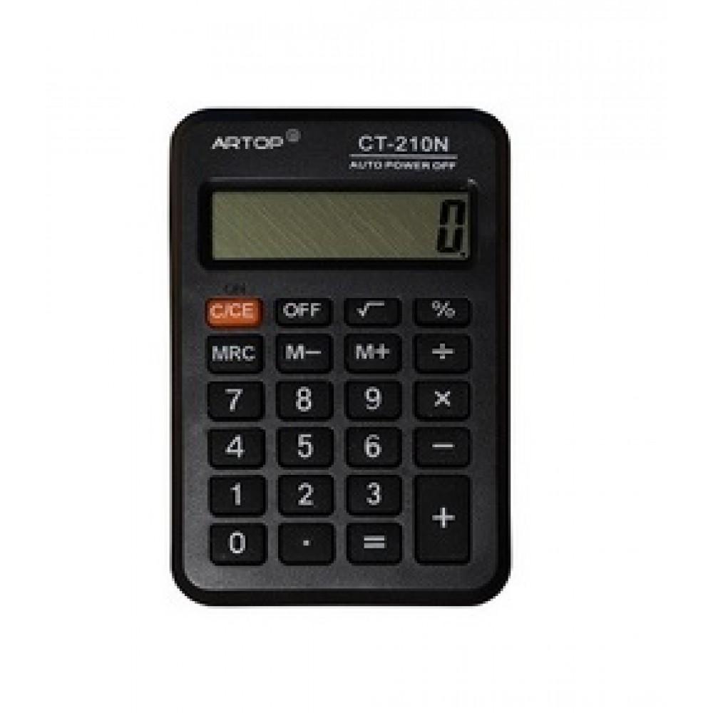 Calculadora Artop de bolsillo 12 digitos