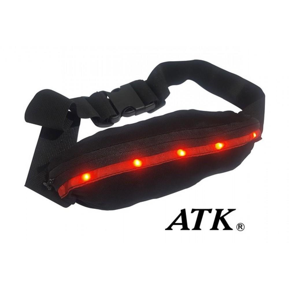 Cinturón Deportivo ATK  con luces led