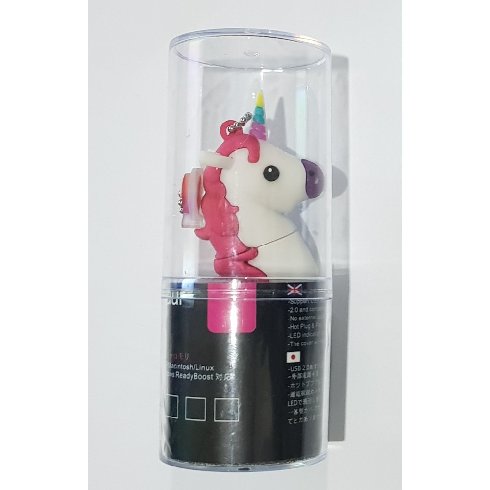 Pendrive Unicornio 16gb