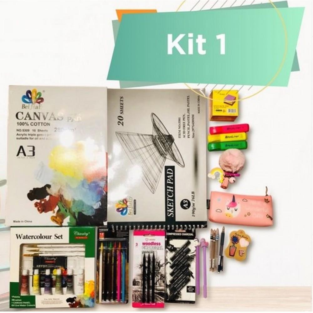 Kit Arte Avanzado