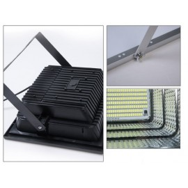 Foco Solar  200w + Panel + control remoto